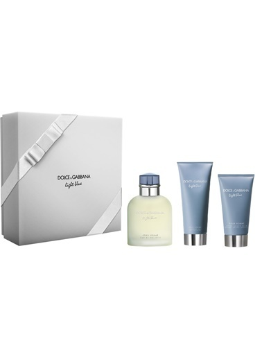 Light Blue Pour Homme Edt 125 ml Erkek Parfüm Set-Dolce&Gabbana